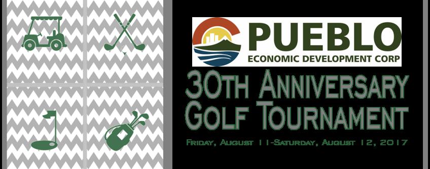 Golf Tournament Pueblo Economic Development Corp Pedco
