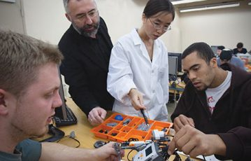 CSU-Pueblo engineering program top 75: magazine