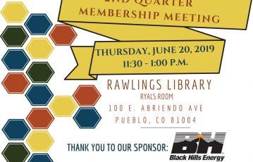 2nd Quarter Membership Meeting